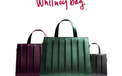 WHITNEY BAG DESIGNED BY RENZO PIANO BUILDING WORKSHOP DI MAX MARA
