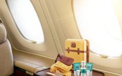 Amenity Kit by Bric's su voli Qatar Airways