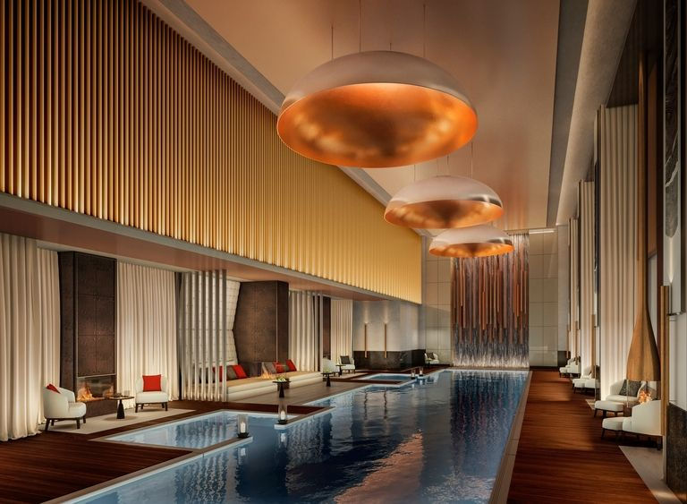 Aman Hotel a New York nel 2020