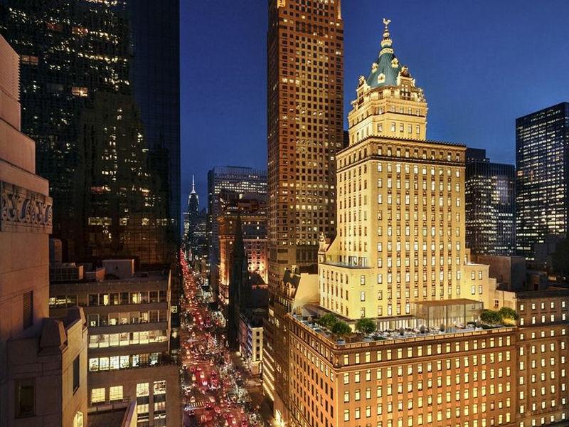 Aman Hotel a New York nel 2020_