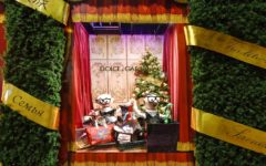 Dolce & Gabbana - Harrods - Natale