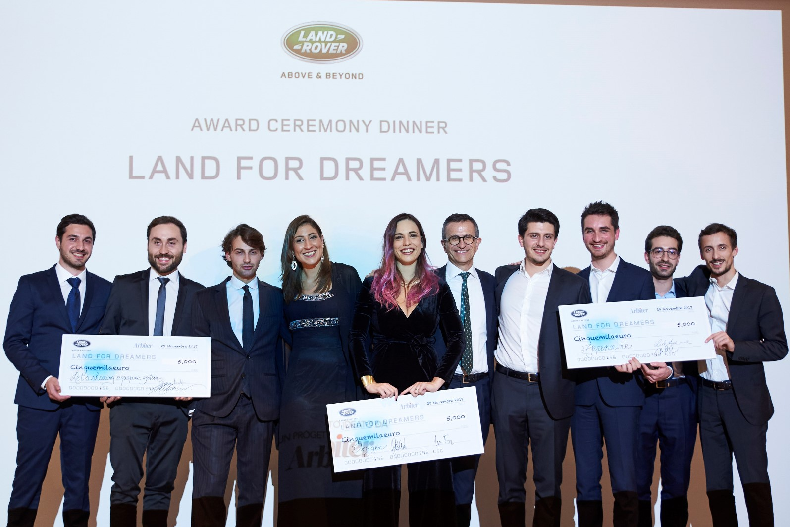 Land for Dreamers - Land Rover
