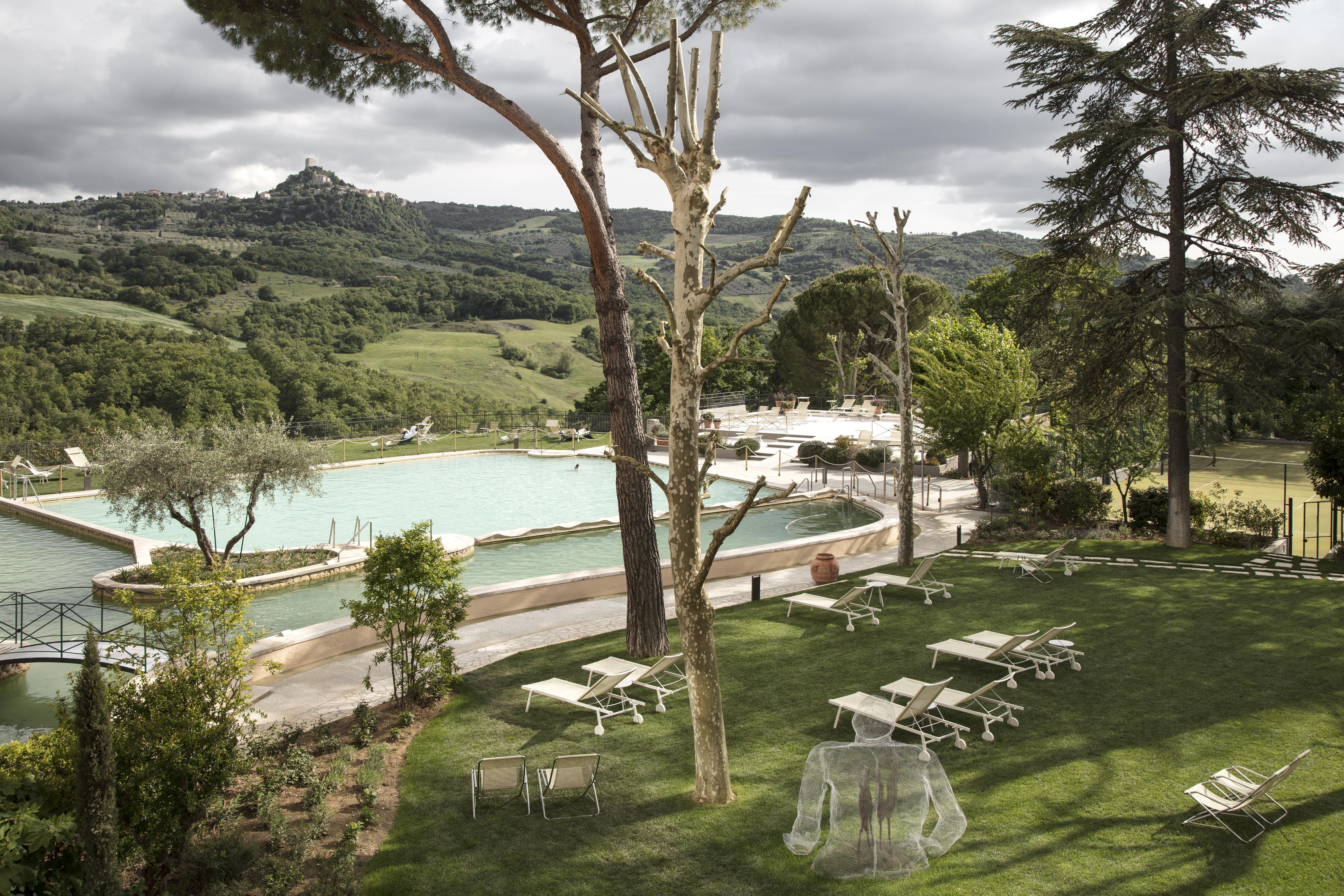 Hotel Posta Marcucci - Bagno Vignoni