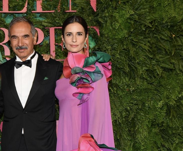 Green Carpet Fashion Awards Italia