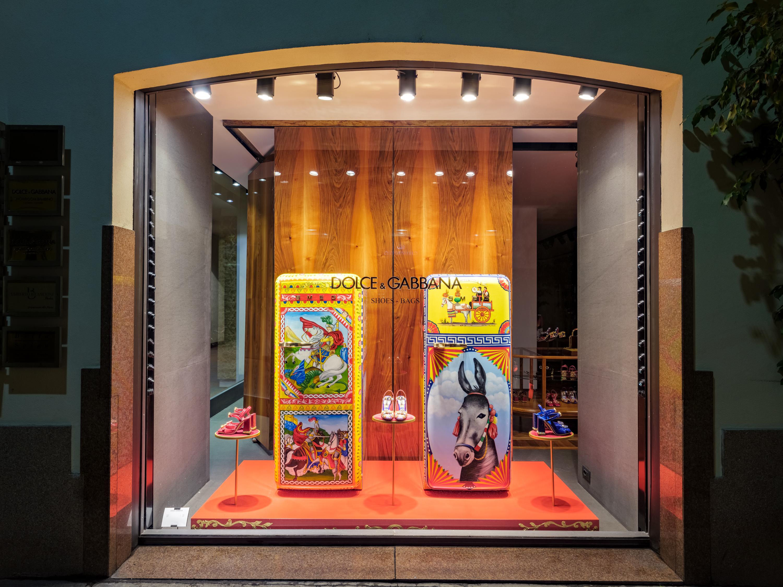 Dolce & Gabbana - SMEG - Salone del Mobile