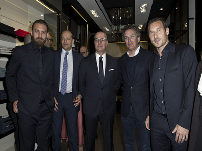 Hugo Boss - E-Prix - Roma