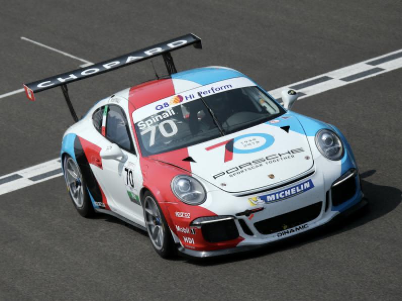 Chopard - Porsche Carrera Cup Italia