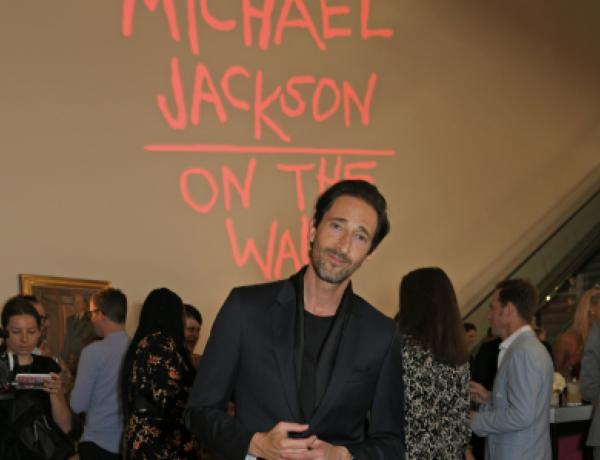 BOSS - MICHAEL JACKSON Exhibition Opening
