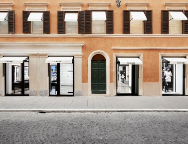 Chanel - Via del Babuino - Roma