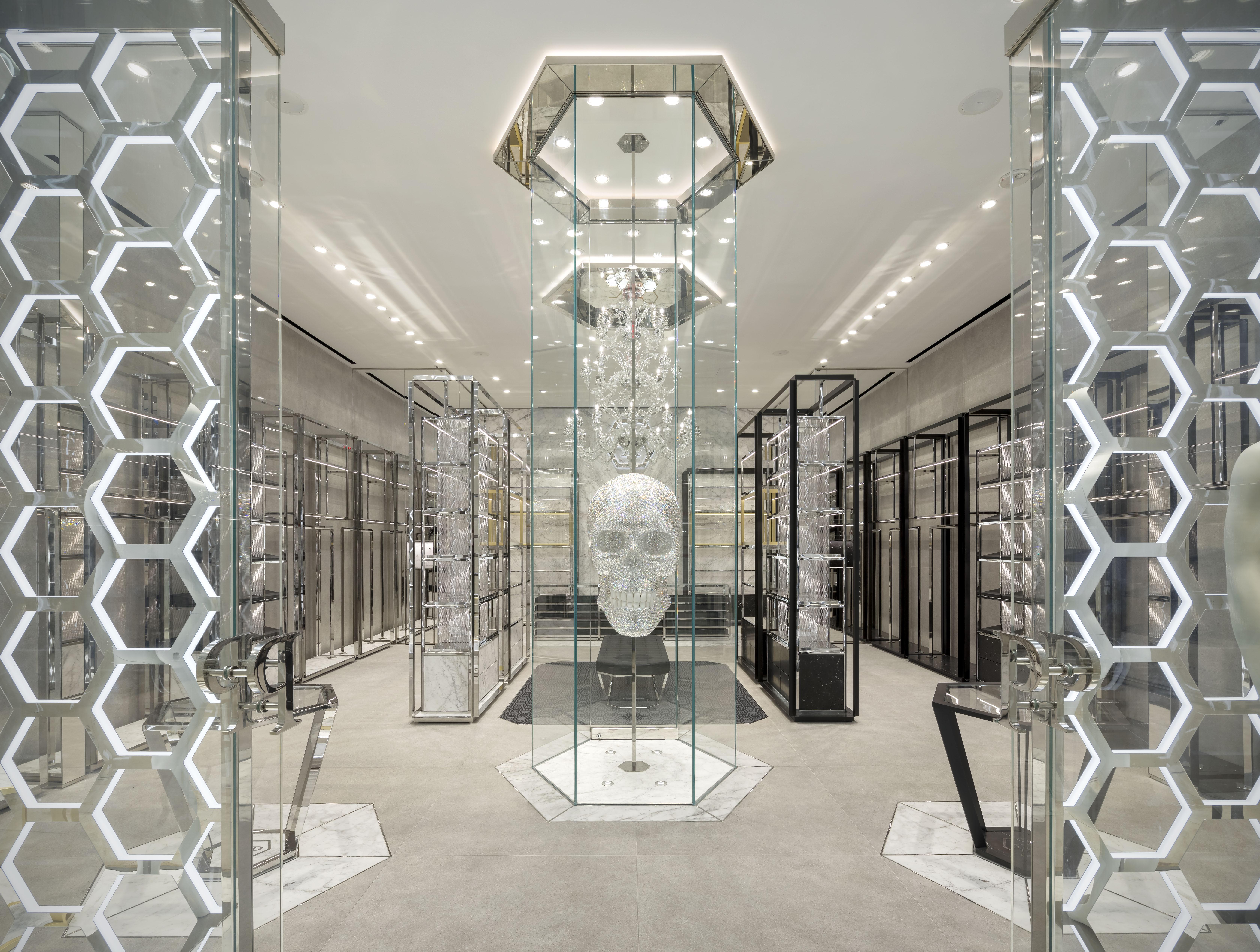 Philipp Plein - Wynn Store - Claudio Pironi
