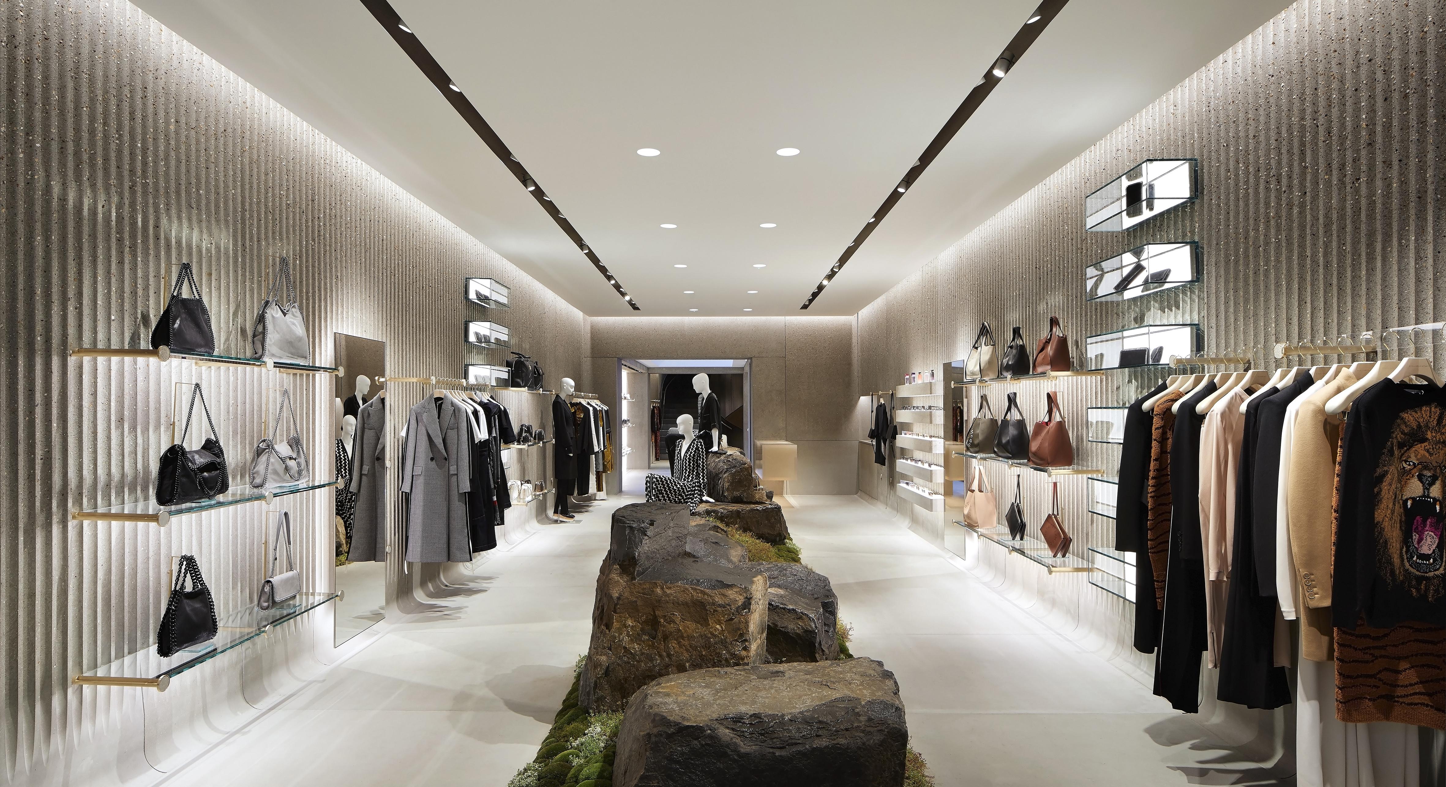Stella McCartney-Store Londra- Bonaveri