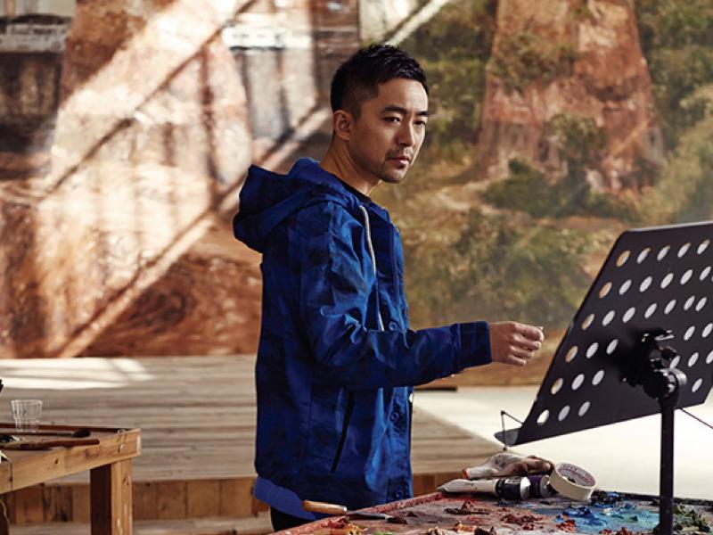 """Li Qing's - """"Rear Windows"""" - Prada Rong Zhai"""