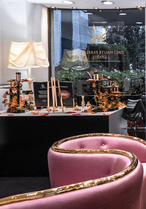 Dalì Haute Parfumerie - POSH magazine - Evento 24 ottobre 2019