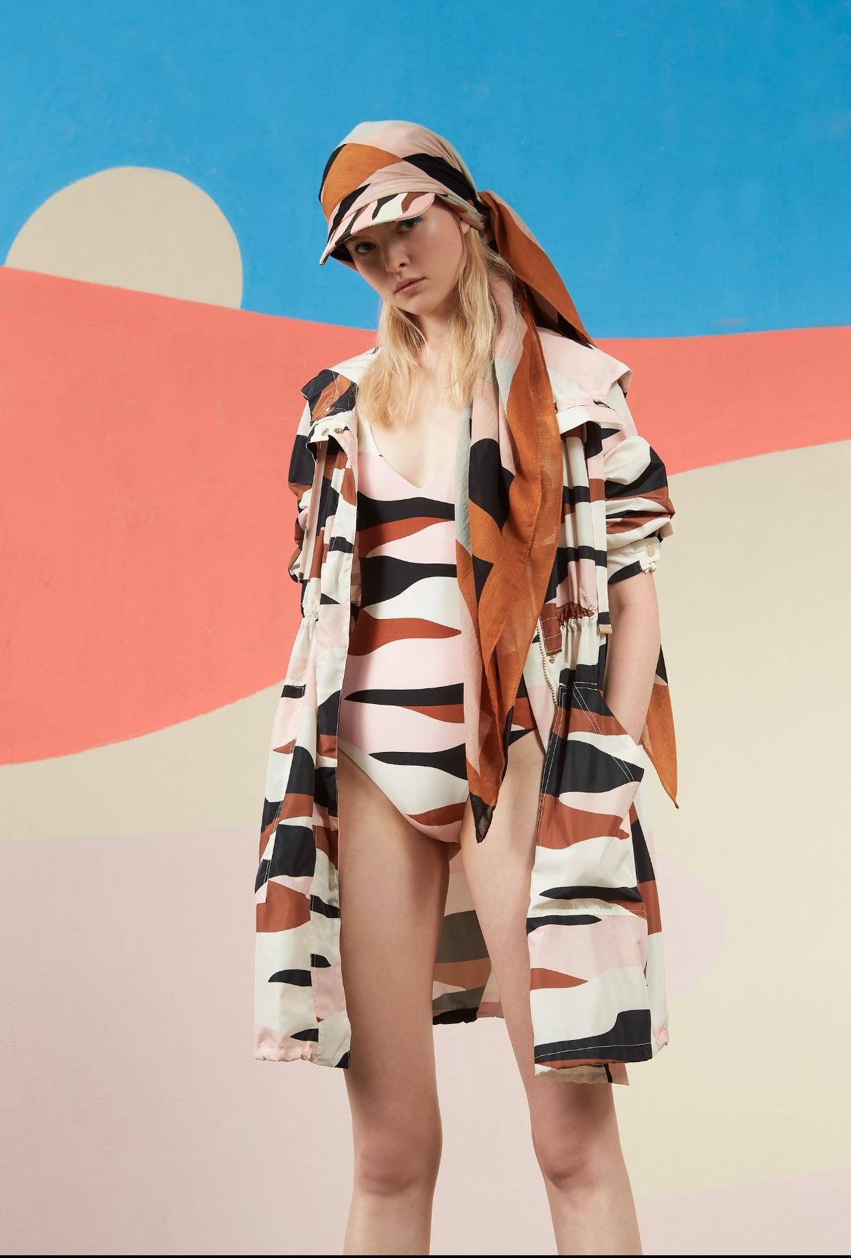 Kenesha Sneed - Marella - Spring Summer 2020