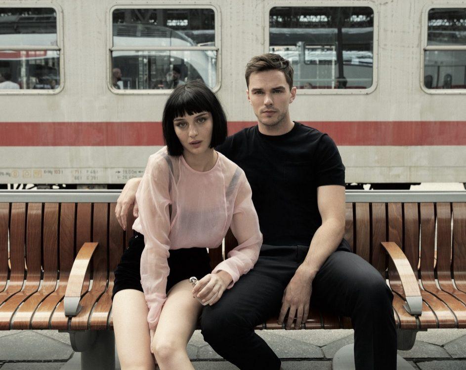 Alice Pagani e Nicholas Hoult (2)