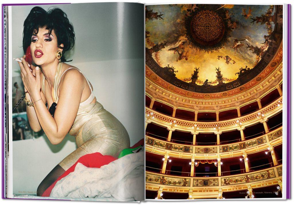 Betty Bee, Napoli, 1997. © Mario Testino