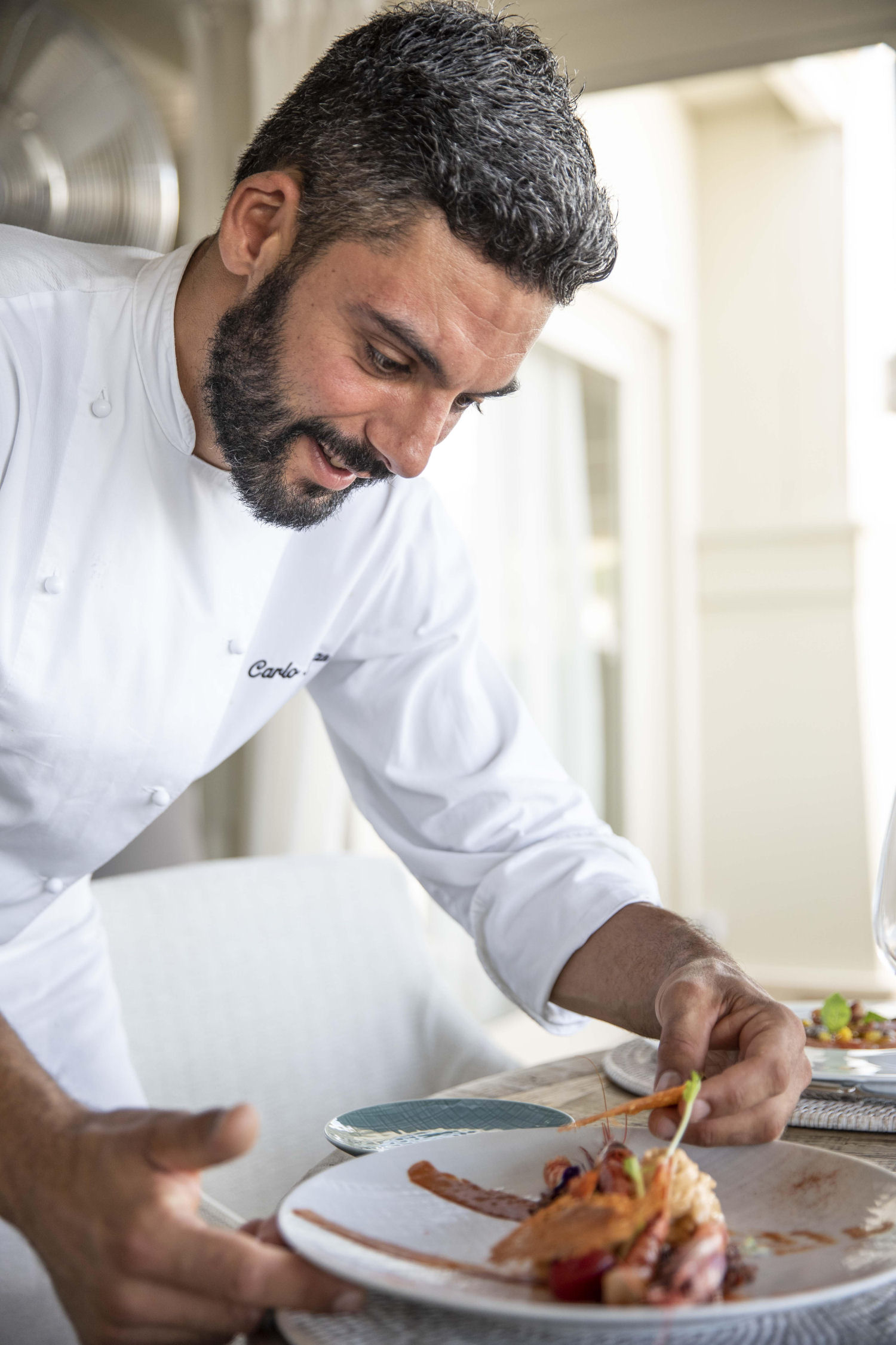 ecco la miglior cucina gourmet a portata di yacht