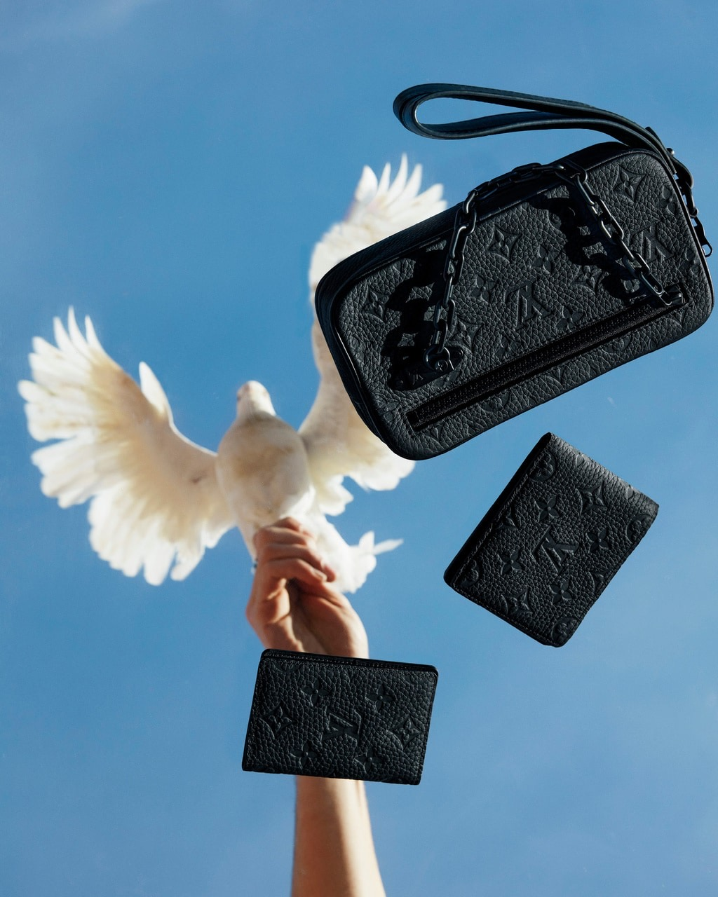Accessori - Louis Vuitton - Monogram Eclipse