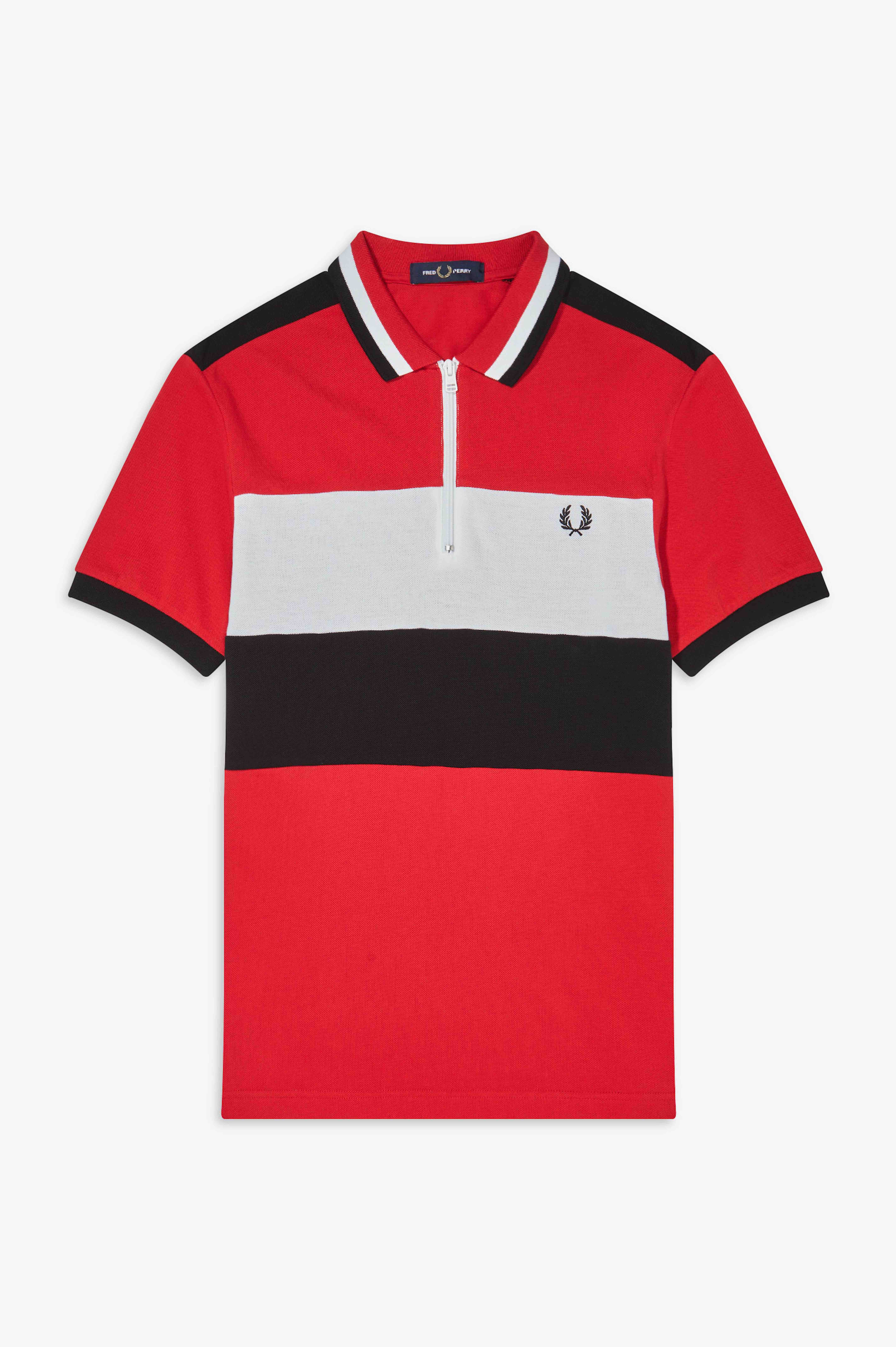 polo Fred Perry - Cycling Jersey