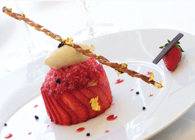 Le novità gourmet dell'Hôtel Hermitage Monte-Carlo