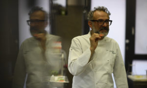 Osteria Francescana Massimo Bottura
