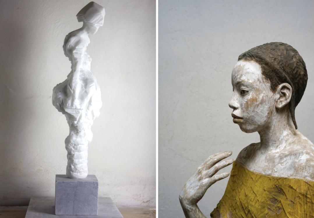 panorama contemporaneo - mostra - accesso galleria