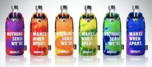 Edizione limitata MSGM – Vodka Absolut