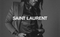 Lenny Kravitz Saint Laurent