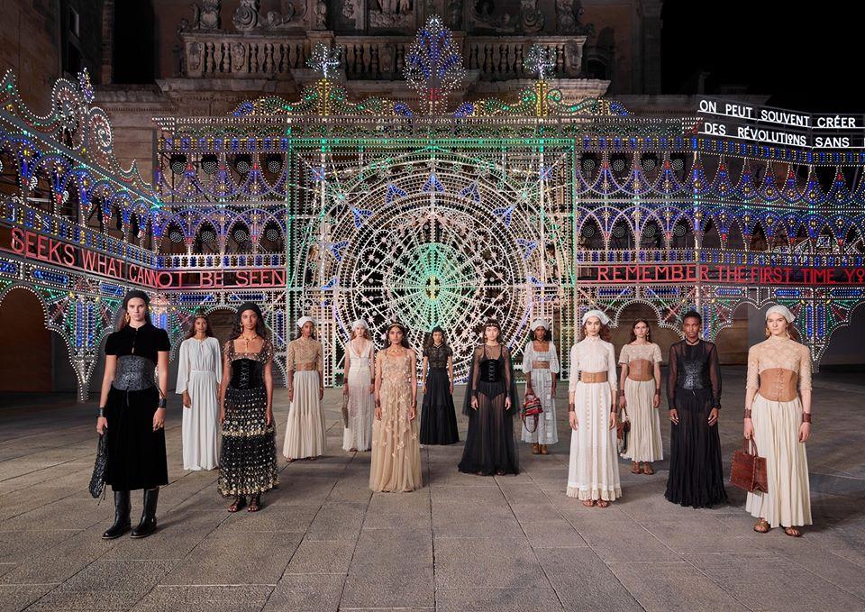 Dior Sfilata Lecce