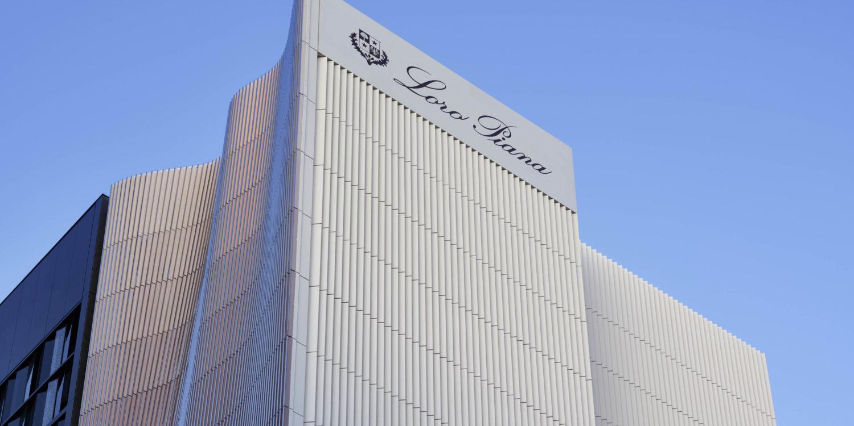 Ginza building Loro Piana