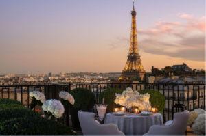 Una cena in Penthouse Suite by Chef Simone Zanoni