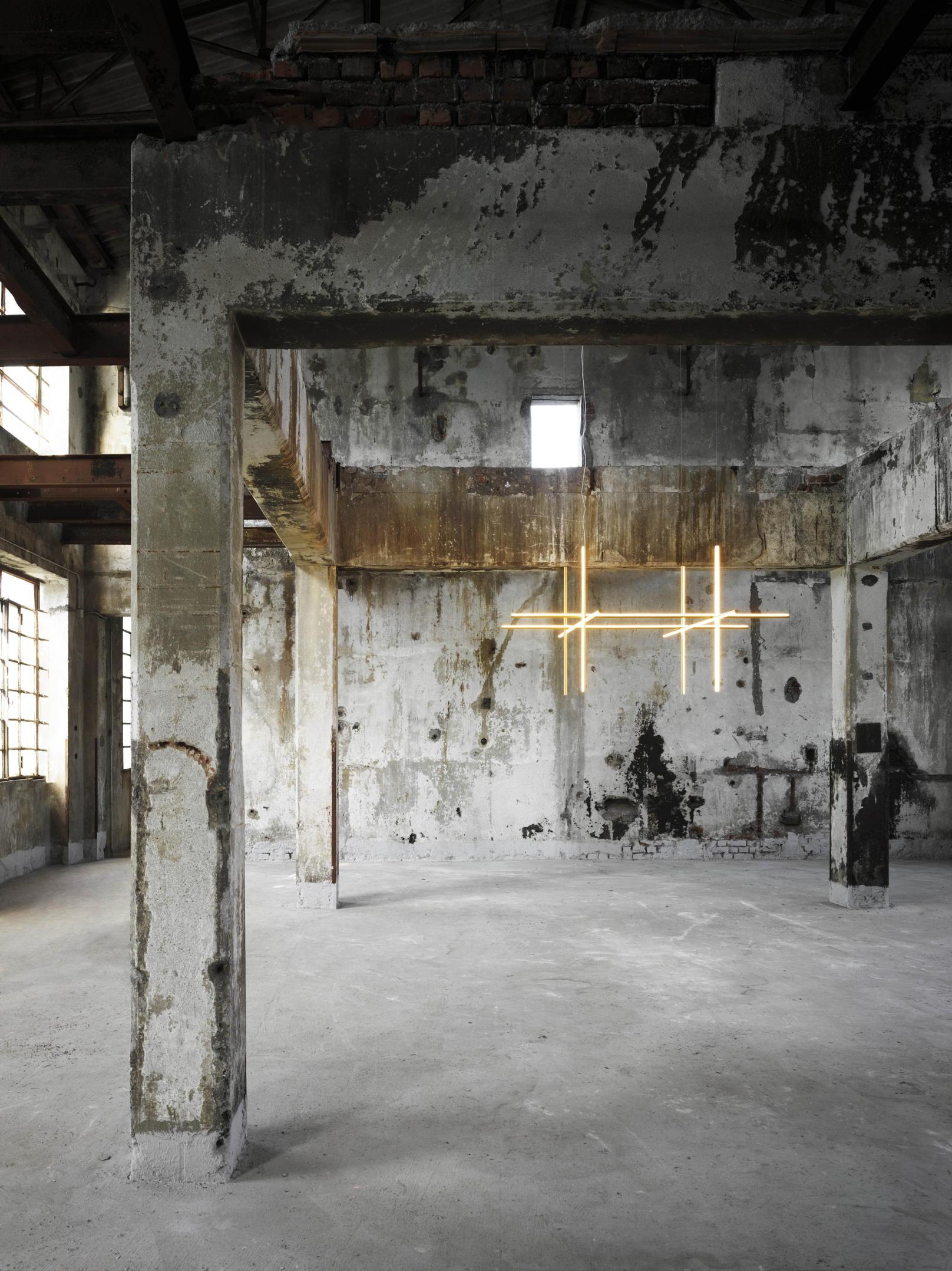 Coordinates di Michael Anastassides per Flos. ph Tommaso Sartori