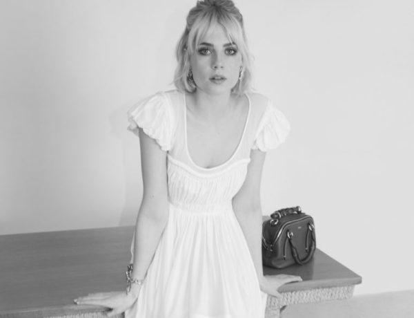 Lucy Boynton - fragranze Chloé