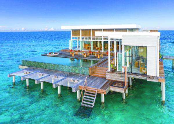 isola privata Maldive raffles maldives meradhoo