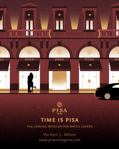 Pisa Orologeria palazzo 400x500