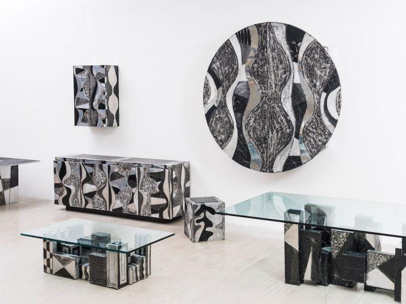 Paul Evans Design Miami shop