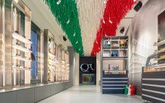 Italia Independent Milano - Nuovo flagship store