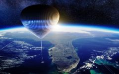 Mongolfiera Spaziale Spaceship Neptune