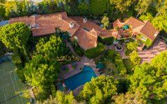 Presley villa Beverly Hills