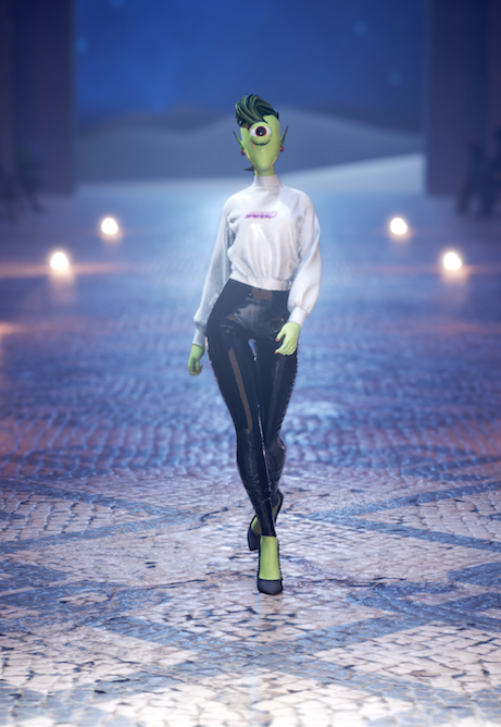 GCDS Milano Fashion Week - Spring Summer 2021