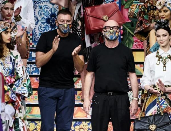 Dolce & Gabbana Milano Fashion Week - Spring Summer 2021