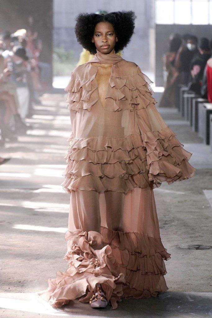 Valentino Milano Fashion Week - Collezione Spring Summer 2021