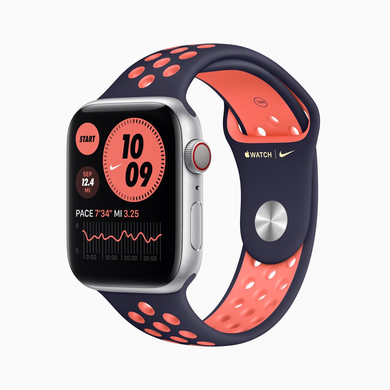 Nuovo Apple Watch Serie 6