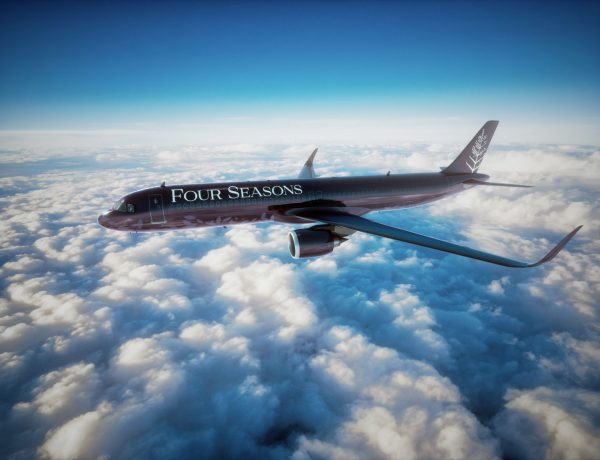 Viaggi esclusivi a fine 2021 con Four Season Private Jet