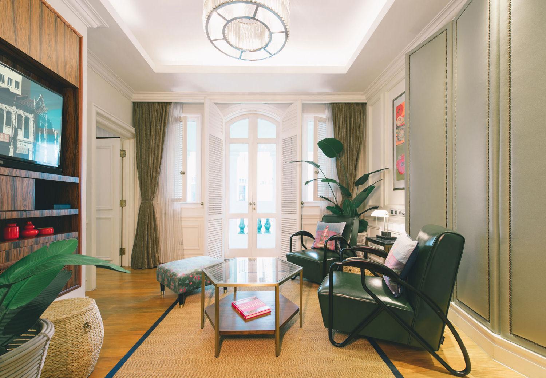La nuova suite Peranakan by SCENE SHANG