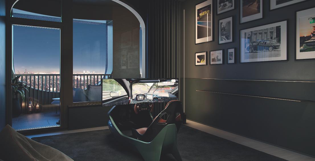Aston Martin Residenze