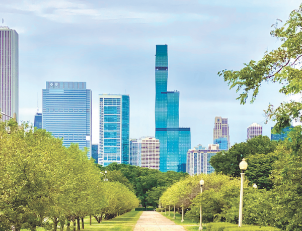 vista tower Chicago