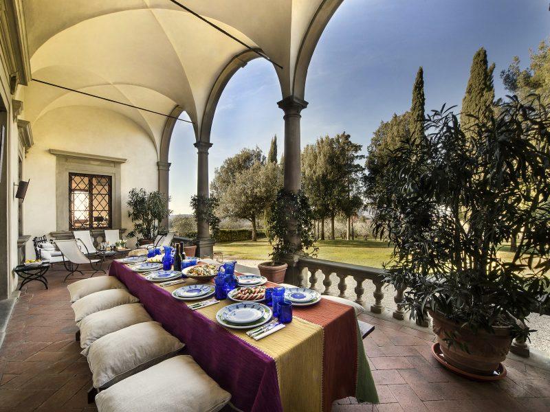 Villa Pisignano