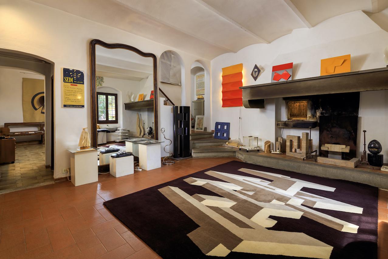 Italy Sotheby's International Realty in vendita la casa museo di Diana Bylon