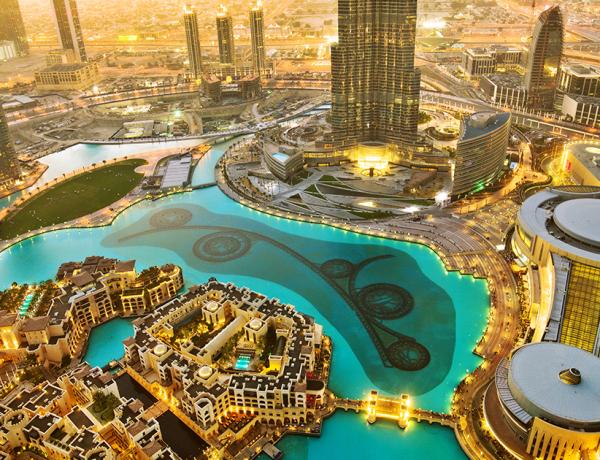 Dubai Posh